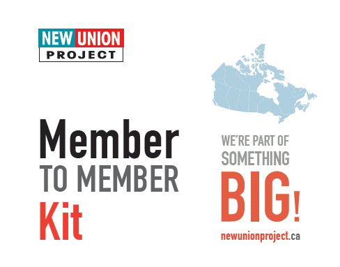 Cover label of Member to member kit