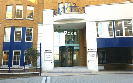 Location of London Office